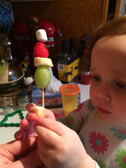 grinch snack toddler easy treat