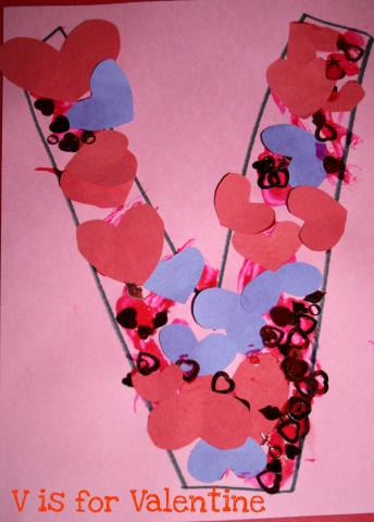 valentines for veterans toddler craft diy momstown