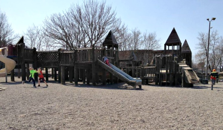 all world super play park riverview moncton dieppe playgrounds best parks