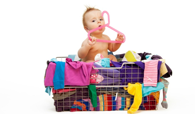Kids Clothes – How Much Do They Really Need?